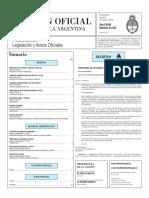 Boletín Oficial - 2016-03-08 - 1º Sección