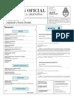 Boletín Oficial - 2016-03-10 - 1º Sección