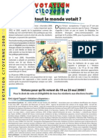 tract appel votation 2008