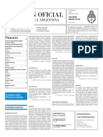 Boletín Oficial - 2016-03-07 - 2º Sección