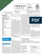 Boletín Oficial - 2016-03-09 - 2º Sección