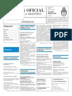 Boletín Oficial - 2016-03-10 - 3º Sección