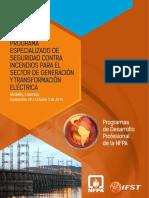 NFPA Electrico Medellin 2015