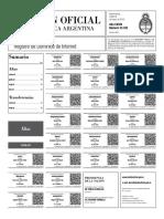 Boletín Oficial - 2016-03-08 - 4º Sección