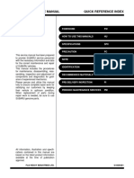 Subaru_impreza Service Manual
