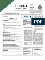 Boletin Oficial 23-04-10 - Primera Seccion