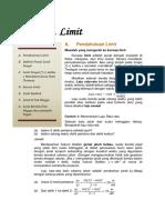 limit matematika