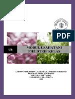 Modul Fieldtrip Usahatani FP UB Kelas