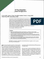 The Neurobiology of Psychopathy (Crai)