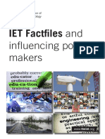 IET Factfiles List