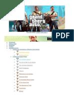 Guia de Troféus GTA 5