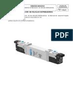 Plan-De-secion-material de Fabricacion de Valvulas Distribuidoras