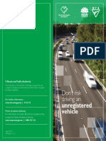 Risks of driving unregistered.pdf