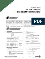 X_S2_Ecuaciones de Segundo Grado