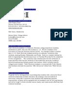 fca high school profile