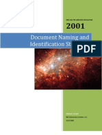 Document Naming and Identification Standard NDS HQ TM 20010101 00 Rel~PUB