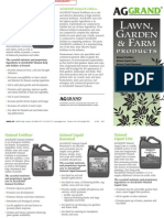 Lawn, Garden & Farm Products