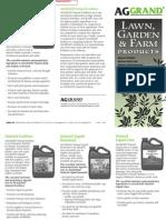 Lawn, Garden & Farm Products