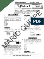 2DA Autoevaluacion Ceprunsa - SOLUCIONARIO