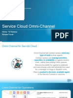 Service Cloud Omni-Channel Winter '16 (Customers)