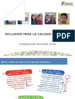 Presentación Inclusión