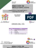Estructura Educativa Iebem Convivencia Escolar