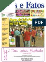 Jornal Atos e Fatos - Edição 671 - 23-04-2010