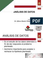 Unidad 12 - Analisis e Interpretacion de Datos en La Tesis
