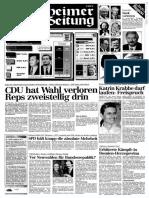 PZ vom 06.04.1992 Seite 1