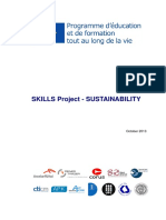 SKILLS A01E Sustainability