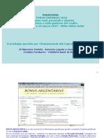 Finanziamenti a m.l.t. alle attività produttive e art. 38 TUB. Le garanzie