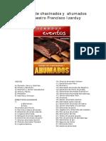 Recetas Del Maestro Francisco