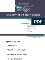 Anatomy of a Search Engine