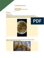 Tostada de Pan Con Champiñones (Polonia)