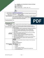 UT Dallas Syllabus for aim4342.5u1.10u taught by Jennifer Johnson (jxj091000)