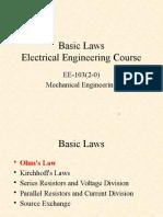 D2.1 Basic Laws