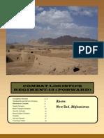 CLR-15 (FWD) April Edition Newsletter