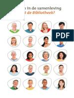 Brochure Meedoen in de Samenleving
