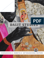 Dalit Studies edited by Ramnarayan S. Rawat and K. Satyanarayana