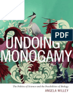 Undoing Monogamy by Angela Willey