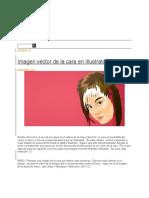 vectorizar imagen con illustrator