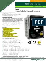 T500 Hotbus Hazard Monitor