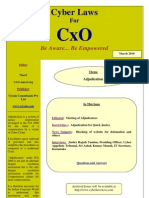 Issue-3 Cxo March 2010