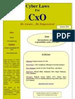 Issue-1 Cxo January 2010