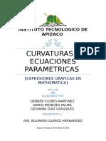Trabajo de Mathematica