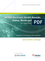 Ehr Report Cardiology