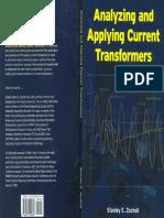 Analyzing Applying Current Transformers Stanley E Zocholl Ed SEL PDF