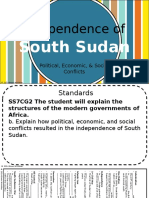 web copysouth sudan independence