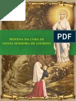 Novena Da Cura de Nossa Senhora de Lourdes
