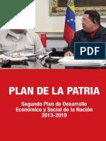 Plan de La Patria Libro